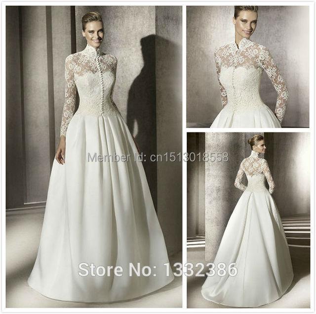 Turtle Neck Bridesmaid Dresses