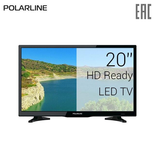 """Телевизор 20"""" Polarline 20PL51TC HD (цифровой тюнер DVB-T2)"""
