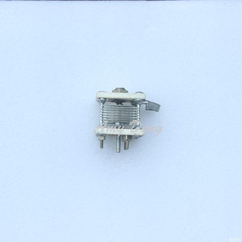 O envio gratuito de Segunda mão inventário dual 15PF-66PF capacitor variável