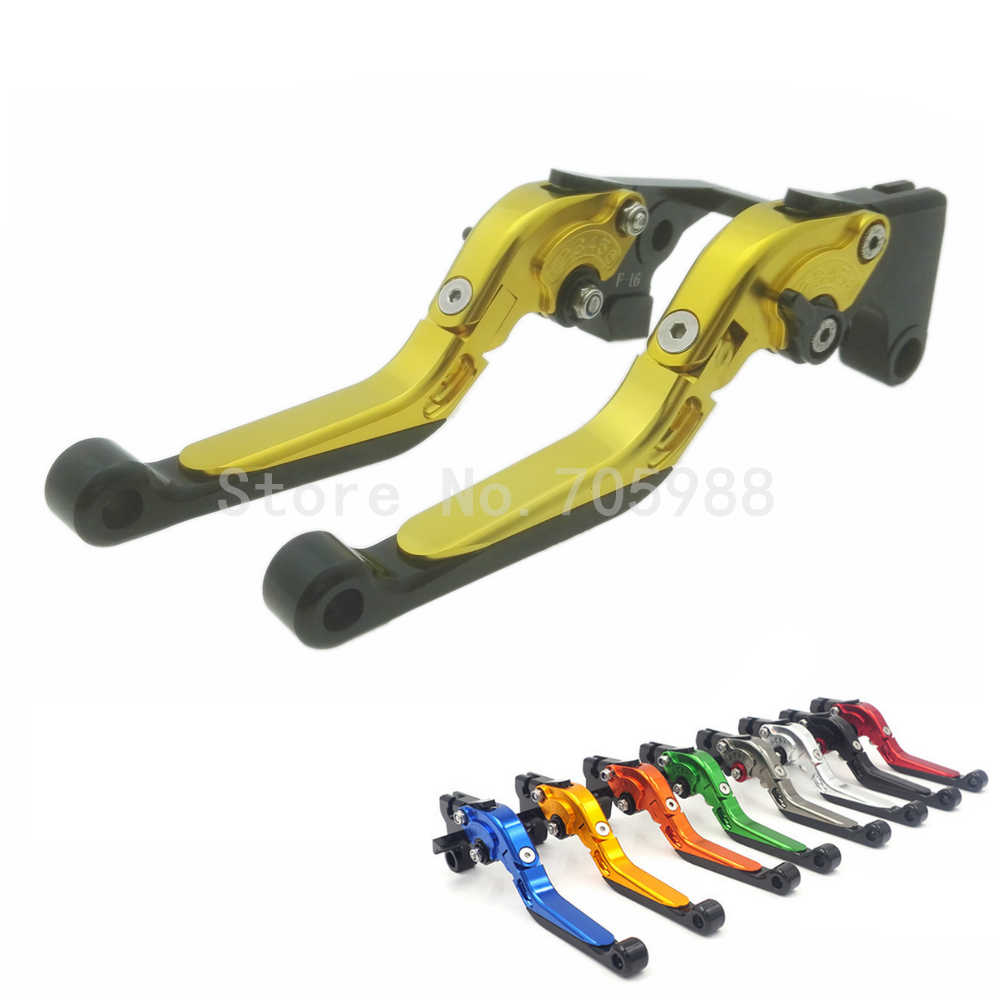 New Motorbike Brake Clutch Levers For Yamaha FZ6 FAZER FZ6R FZ8/ XJ6 DIVERSION FZ1 FAZER MT-07/FZ-7 MT-09/SR/FZ9 new brake clutch levers cnc adjustable motorbike lever for yamaha fz6 fazer fz6r fz8 mt 07 fz 7 mt 09 sr fz9 fz1 fazer fazer xj6