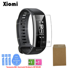 For Huawei Band 2 /Band2 Pro B29 B19 Eris Smart Wristband Screen Protector Eris-B29 Films-/