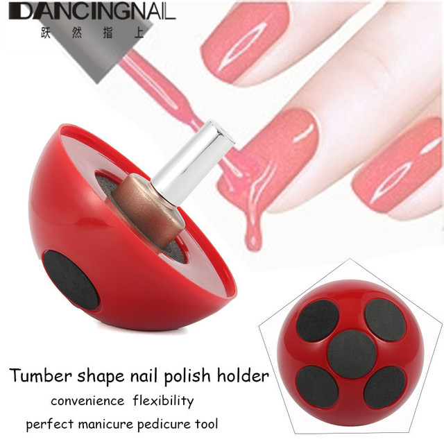 Holder For Nail Polish Bottle