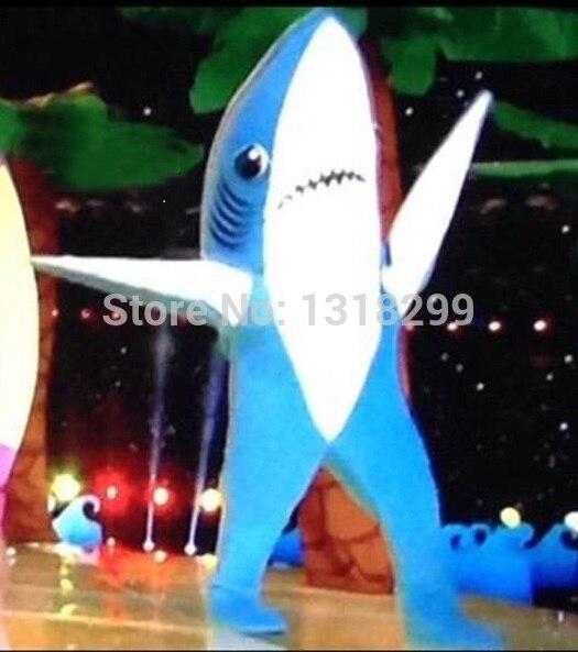 Mascotte requin mascotte costume de haute qualité personnalisé carnaval dessin animé mascotte costumes