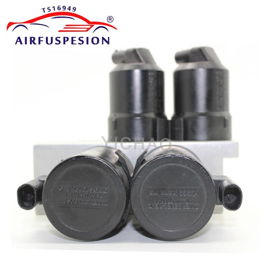 Image 3 - Гидравлический блок клапана ABC для Mercedes W220 W215 CL500 CL55 CL600 S500 S600 2203280031 2203200358blocksblock blockblock valve  АлиЭкспресс