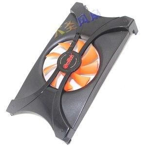 Image 4 - Кулер для видеокарты emtek GTS450 GTX550Ti, VGA Видеокарта, кулер для графической карты, оригинал