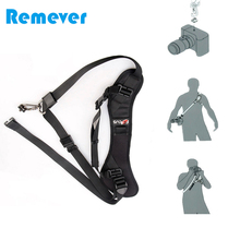 F-1 Portable Photography Camera Strap Quick Rapid Shoulder Sling Belt Neck Strap for Canon Nikon Sony DSLR Cameras focus f 1 quick rapid carry speed soft pro shoulder sling belt neck strap for camera slr dslr black free shipping