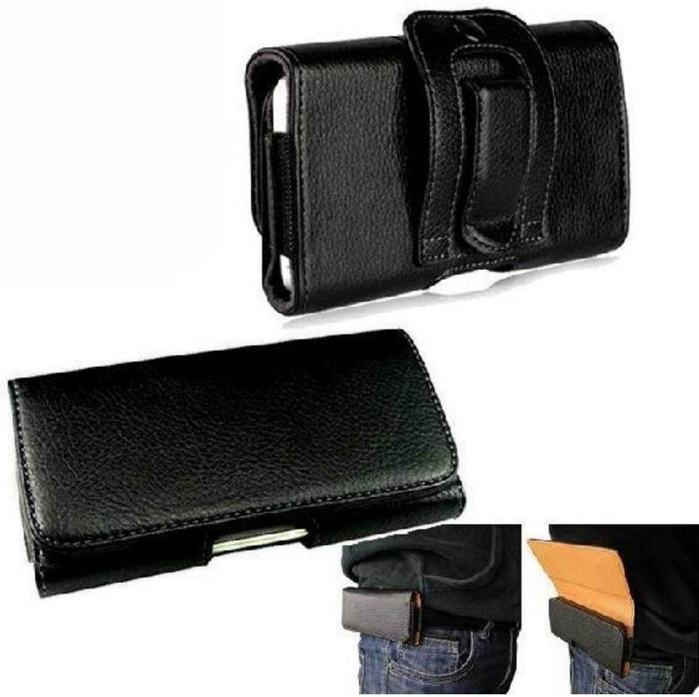 Horizontal Waist Bags Belt Clip Holster Case For Samsung Galaxy S7 S7 Edge S6 S6 Edge S5 S5 MINI S4 mini S3 S2 Flip Leather Case