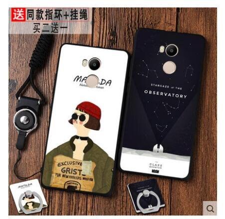 Mode xiaomi redmi 4 pro cas 2017 Nouvelle vente chaude 3D relief peint cas de couverture arrière pour xiaomi redmi 4 pro TPU couverture #4088
