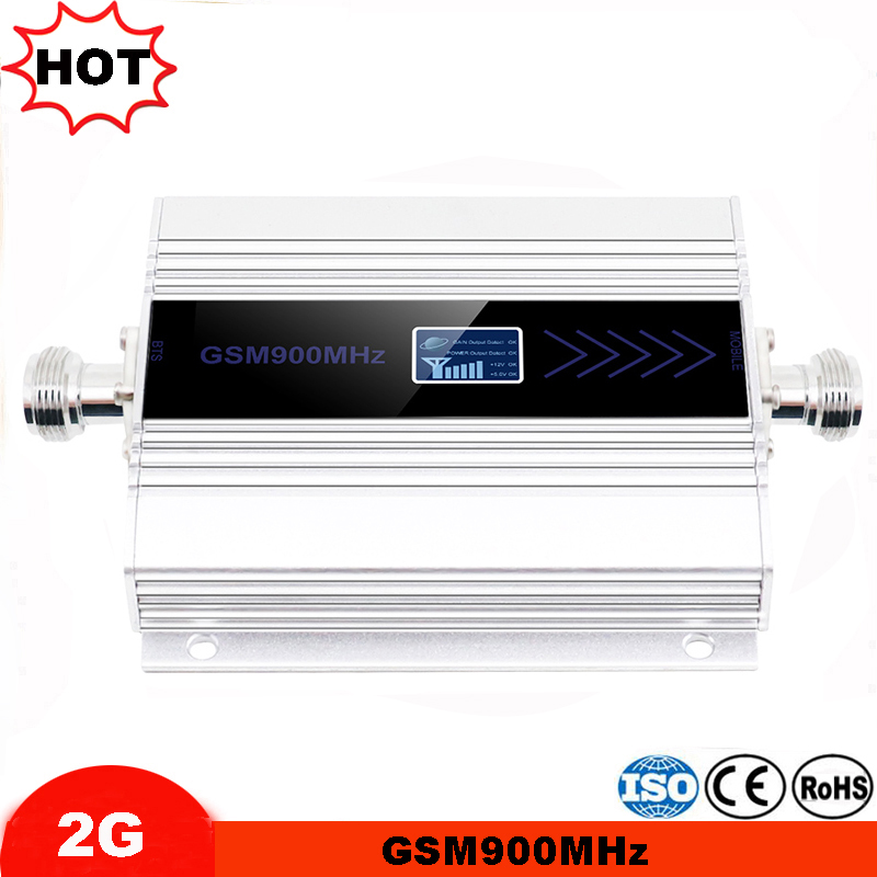 2G 900MHz GSM Repeater GSM Celular Signal Booster GSM Mobile Phone Signal Repeater Amplifier