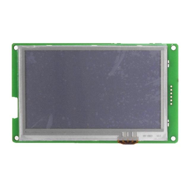 DMT48270C043_06W 4,3 дюймовый серийный интерфейс, экран с низкой мощностью воспроизведения музыки, экономичный DMT48270C043_06WT DMT48270C043_06WN