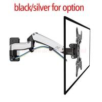 NB F300 Gas Spring Monitor Tv Wall Bracket LCD PLASMA Tv Mount Lcd Wall Holder Led
