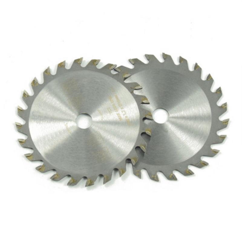 85mm 24T 10mm Bore TCT Circular Saw Blade Disc Cutting Carbide Turbo Tool Home
