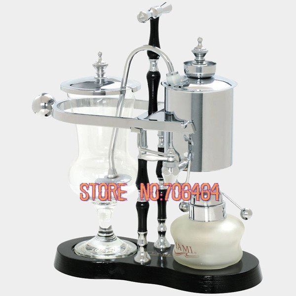Aliexpress.com : Buy 4 CUPS Belgium royal brewer Siphon coffee machine high quality Balance ...