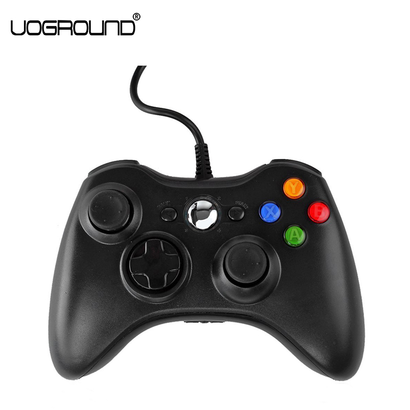Para Microsoft Xbox 360 Slim 360 Joystick USB Wired Game Controller Para Xbox Magro Smart TV Box Joypad Gamepad Para Windows 7/8/10