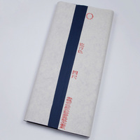 69*138cm blue Chinese painting paper rice paper in traditional landscape art supply 20 sheet/pack