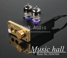 Music Hall 6J9 Vacuum Tube Integrated Amplifier Mini Audio HiFi Stereo Headphone amp DIY Free Shipping