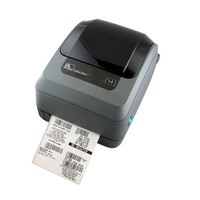 Zebra New Product GX430t Thermal Desktop Transfer Barcode Printer High Speed Printer