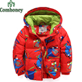 Children Down Jacket for Girl Winter Coat Cartoon Infant Boy Overcoat Duck Down Baby Girl Parka Coat Kids Bomber Outwear Clothes