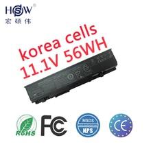 original 10.8V Laptop battery For Dell Studio 1535 1558 1536 1537 1555 1557 PP33L PP39L WU946 312-0701 KM958 A2990667 akku