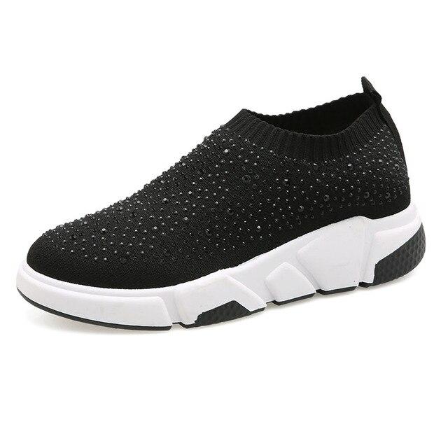 Weweya Breathable Mesh Running Shoes