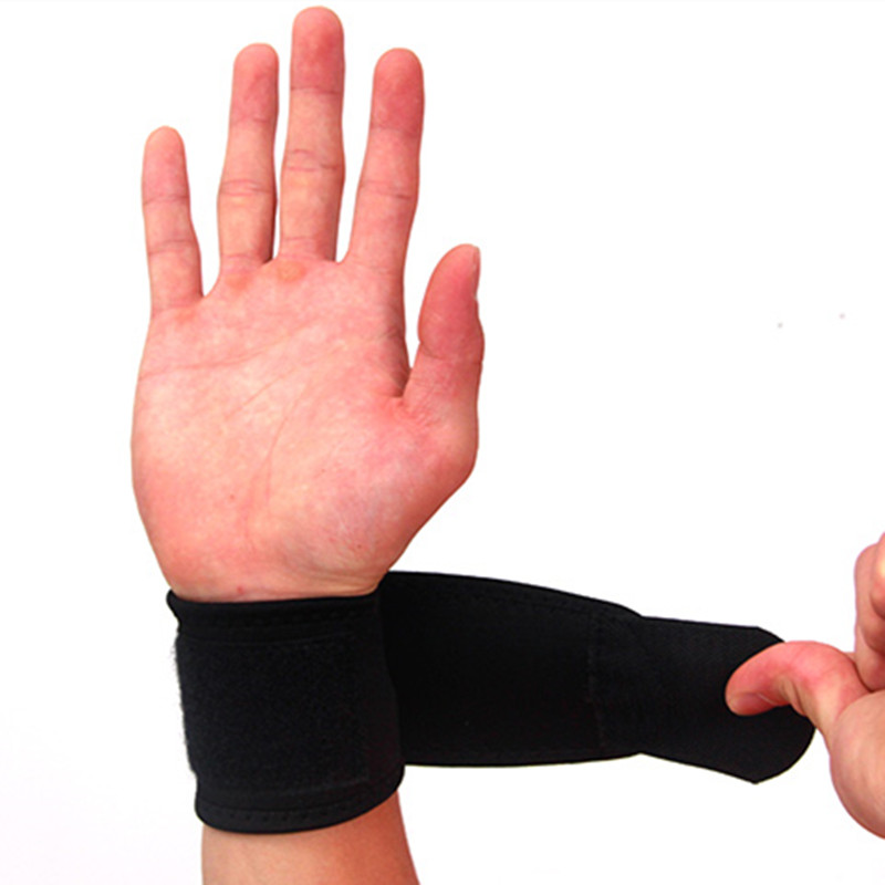 1 Piece Adjustable Wrist Support Brace Brand Gym Sports Protection Wrist Protect Wristband Aolikes Men/Women Wholesale