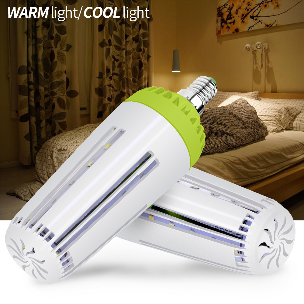 LED Bulb E27 Corn Bulb 10W 15W 20W Ampoule LED 110V E14 LED Lamp 220V Bombilla Smart IC Home Light Bulb No Flicker Energy Saving