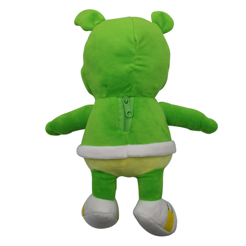 d88611da9 Hot Sale 30 cm Gummy Bear Voice Pet Funny Lovely Toys Sounding Plush Toy  Best Gift For Kids-in Movies   TV from Toys   Hobbies on Aliexpress.com