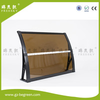 YP60100 YP60200 60100cm 60x200cm 23 6in D Polycarbonate Awning Inflatable Canopy Entrance Door Canopy Rain Canopy