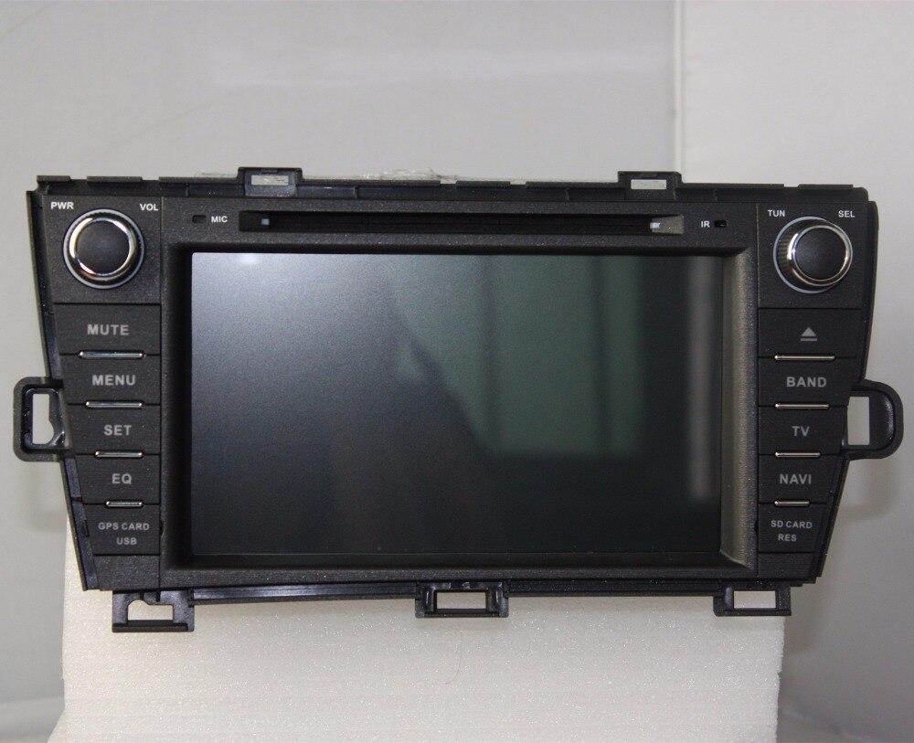 4 gb RAM Octa base Android 8.0 Voiture DVD GPS de Navigation Multimédia Lecteur De Voiture Stéréo pour Toyota Prius 2009- 2014 conduite à droite