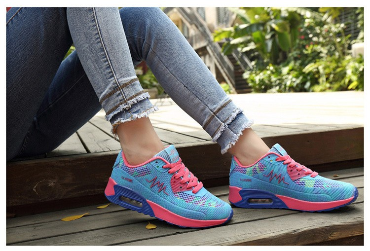Fashion women casual shoes zapatos mujer flat canvas shoes women lace-up platform shoes fashion chaussure femme 2016 new (1)