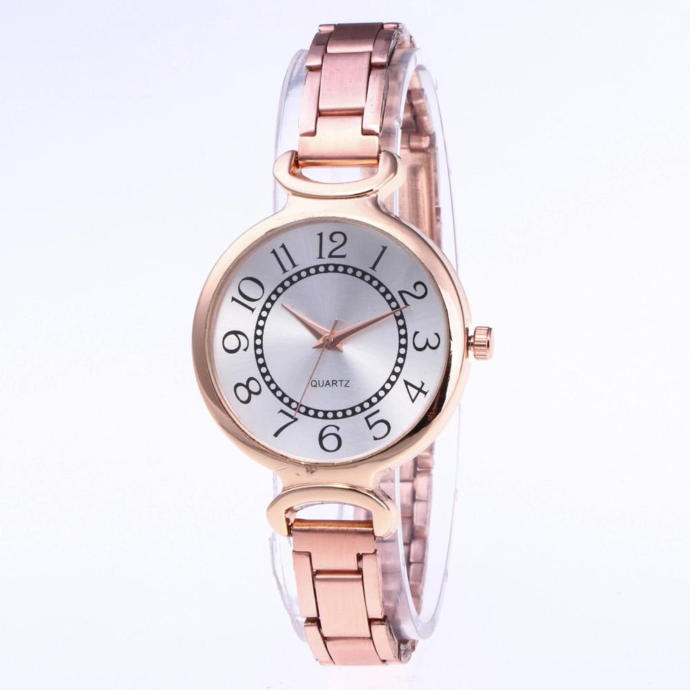 Uhren Hart Arbeitend Fashion Echtes Leder Arabische Zahlen Frauen Elegante Quarzuhr 2017 Luxus Bgg Marke Damen Kleid Uhr Montre Feminine Geschenk Die Neueste Mode