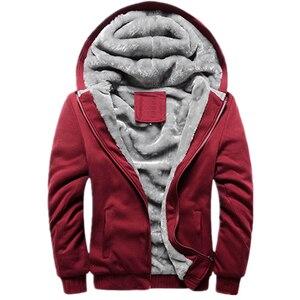 Image 3 - FGKKS, высокое качество, мужские толстовки, топы, осень, зима, мужская мода, с капюшоном, утолщенная, толстовка, мужская, теплая, модная, толстовки