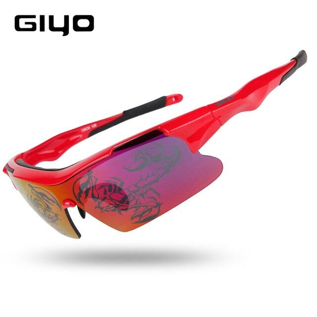 df07b35204be GIYO Import Material Cycling Eyewear 2017 Outdoor Running Riding Sport  Sunglasses Professional MTB Bike Glasses Cycling Goggles
