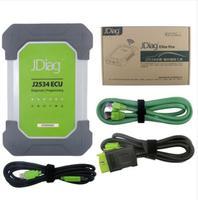 Original as Launch & Autel JDiag Elite II Pro J2534 Professional ECU Programmer Tool Auto Diagnostic Tool Diagnostic Scanner