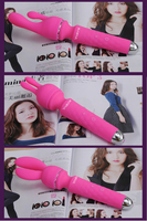 Nalone Super Powerful Multi-Speed Waterproof G-Spot AV Wand Sex Toys,Magic Wand Massager Vibrators Sex Products For Woman 2