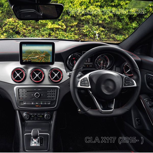 Add on navigation gla x117 2015 comand ntg5 android 4 4 for Pay mercedes benz online