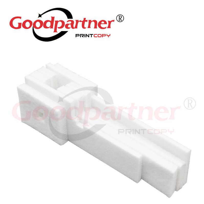 1SET Limbah Tinta Pad Sponge untuk Epson L355 L210 L110 L380 L365 L220 L222 L360 L366 L310 L111 l120 L130 L132 L211 L300 L301