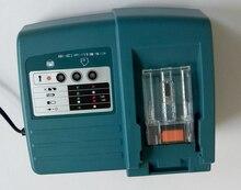 Li-Ionชาร์จเปลี่ยนเครื่องมือไฟฟ้าชาร์จแบตเตอรี่สำหรับMakita BL1830 Bl1430 DC18RC DC18RA