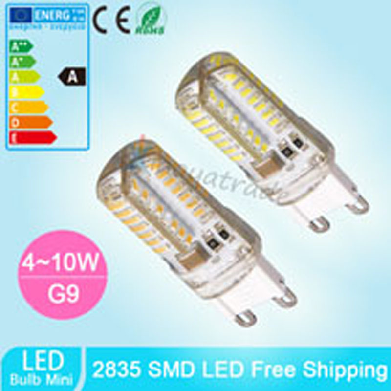 G9 Led 3w 4w 5w 6w 7w 9w 10w Ac220v 240v G9 Led Lamp Led Bulb Smd 2835 3014 Led G9 Light Replace 30/40w Halogen Lamp Light Led Bulbs & Tubes