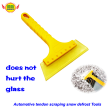 Car accessories Winter handle snow removal frost scraper car-styling