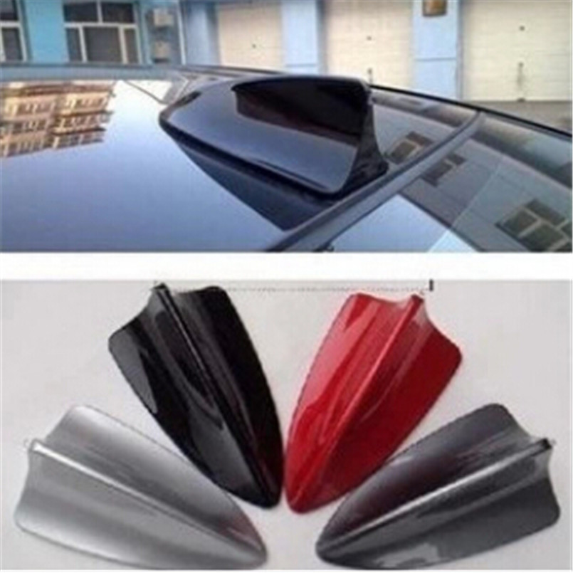 Shark Fin Auto Car Decorate Antenna Aerial Plastic Small for VW Audi Skoda LJ