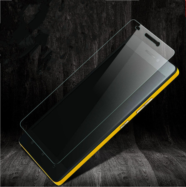 0.3mm Tempered Glass Film for Lenovo p70 K3 k4 k5 Note A536 a5000 S90 z90 vibe X2 Anti-Explosion Protective Film