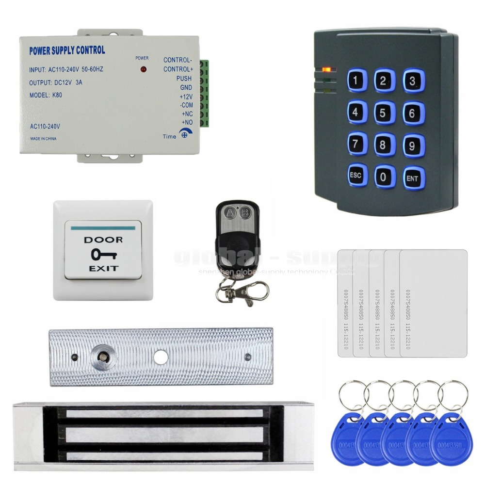 Popular Remote Control Door Lock-Buy Cheap Remote Control Door ...