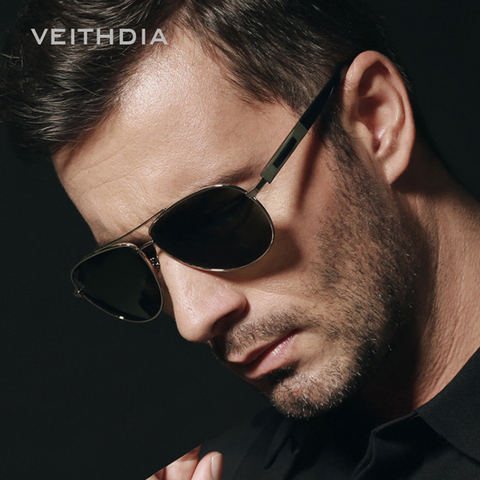 VEITHDIA Polarized Brand Mens Sunglasses Fashion Sun Glasses Eyewear Accessories For Men oculos de sol masculino 3250 Islamabad