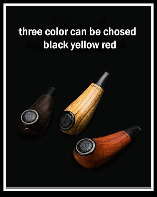 Аутентичные kamry turbo k mini e трубы turbo-k 30 Вт 0.5ohm 1000 мАч деревянный e трубы mod пара электронная сигарета кальян комплект