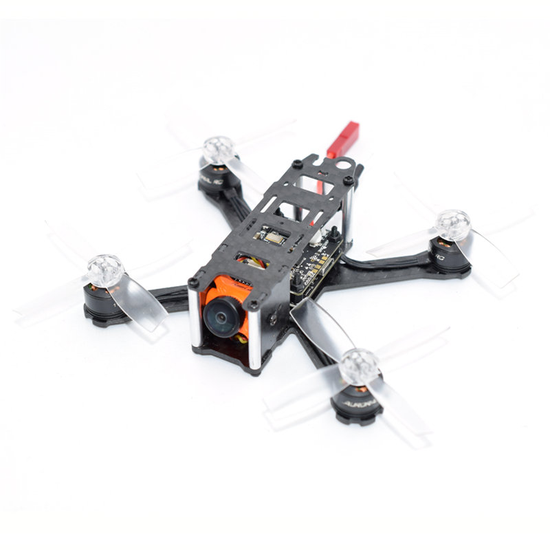 AuroraRC QAV105 105mm 5.8G Betaflight F3 with BLHeli_S 10A 48CH Runcam Micro Swift FPV Racer RC Racing Drone Quadcopter PNP беспроводная bt колонка ginzzu gm 881b bt колонка 3w lcd usb tf aux fm часы будильник