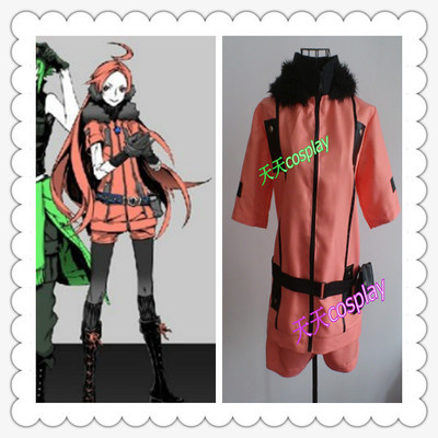 Vocaloid Love is War 2 Miki Cosplay Costume Custom Made Free Shipping