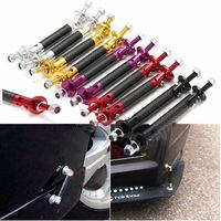1X Car Carbon Fiber Car Bumper Protector Splitter Bar For BMW E46 E39 E90 E60 E36 F30 F10 E34 X5 E53 E30 F20 E92 E87 M3 M4 M5 X6