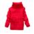 Meninos Meninas Cardigan Sweater 2017 Outono Inverno Cor Sólida Do Bebê Da Menina do Menino infantil Camisola de Gola Alta de Malha Pullover Outerwear