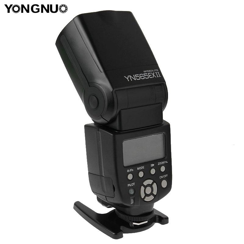 Yongnuo YN 565EX II C YN565EX C II Flash sans fil TTL Speedlite pour appareils photo Canon 500D 550D 600D 1000D 1100DYongnuo YN 565EX II C YN565EX C II Flash sans fil TTL Speedlite pour appareils photo Canon 500D 550D 600D 1000D 1100D